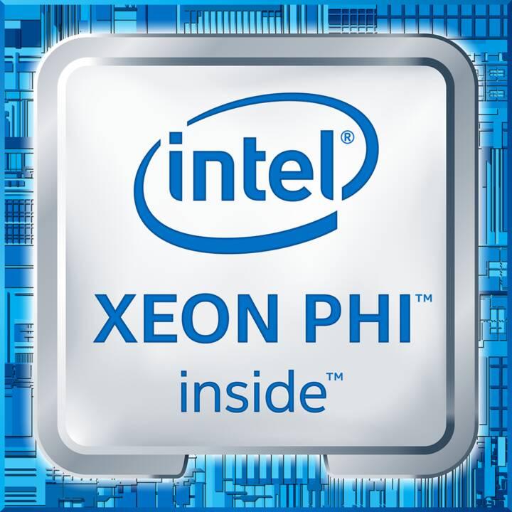 Intel Xeon Phi Coprocessor 7290 / 1.5 GHz processeur