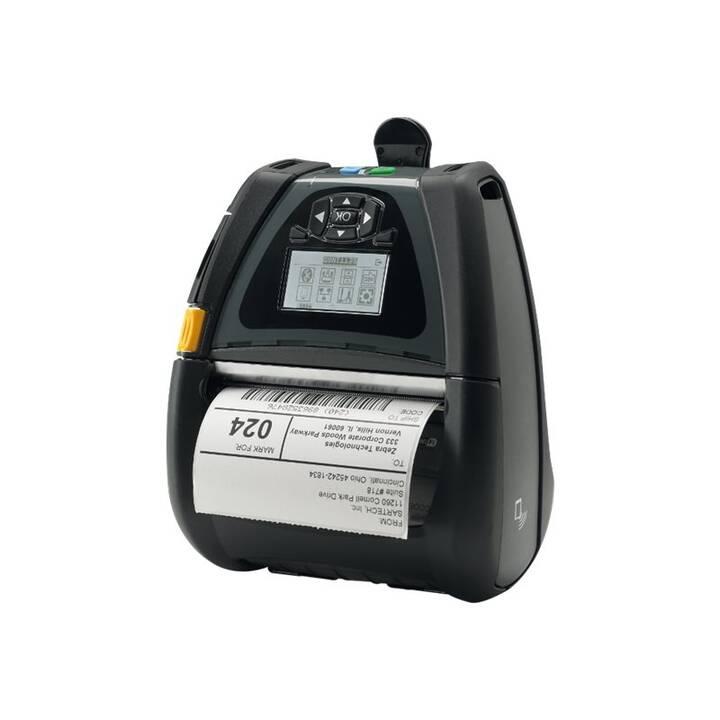 ZEBRA TECHNOLOGIES QN4-AUCAAM00-00 (Imprimante d'étiquettes, Thermique directe)