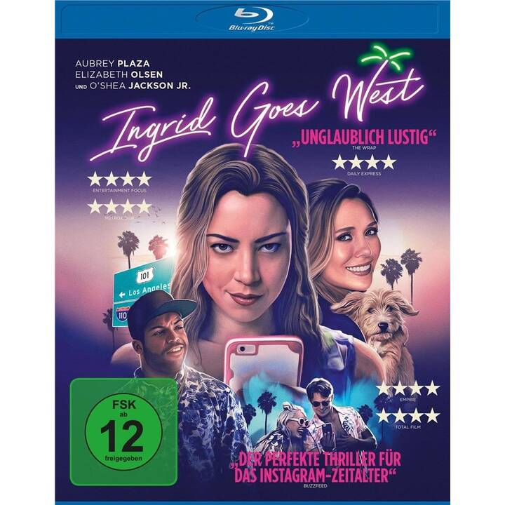 Ingrid Goes West (DE, EN)