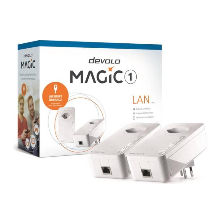 DEVOLO Magic 1 LAN Starter Kit 1-1-2