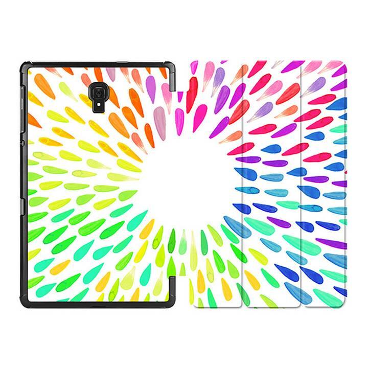 "EG MTT Etui pour Samsung Galaxy Tab A 8"" 2019 SM-P200/P205 - Coloré"