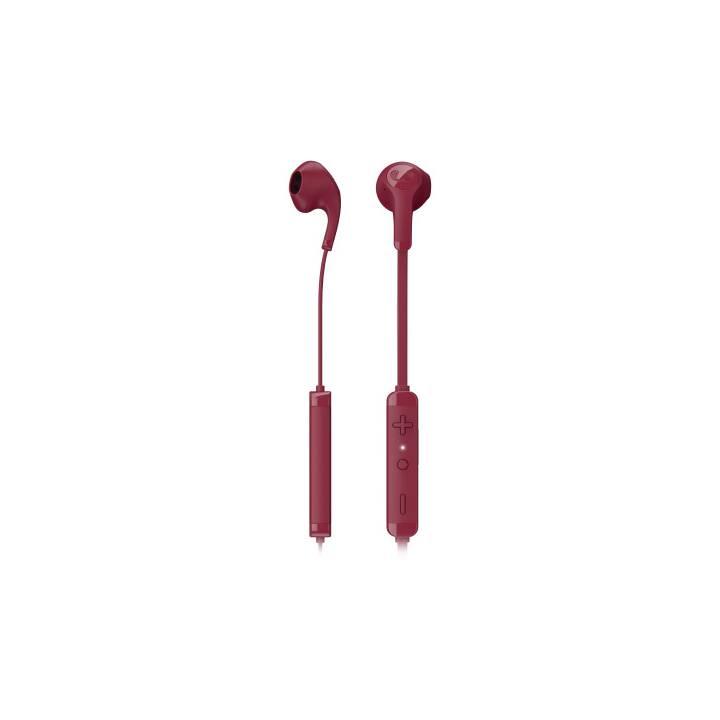 FRESH 'N REBEL Flow (In-Ear, Bluetooth, Rouge)