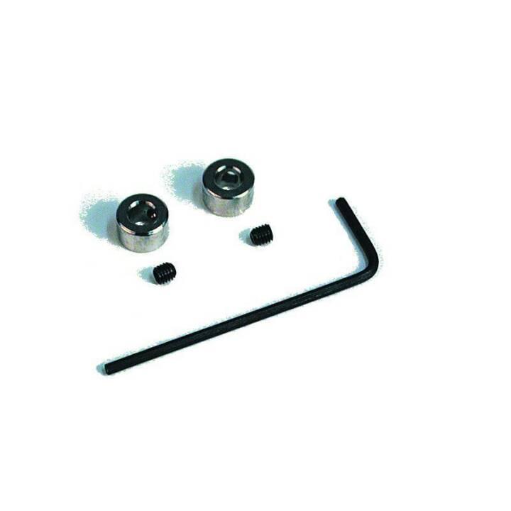 KAVAN Set colliers M3 axe 3 mm