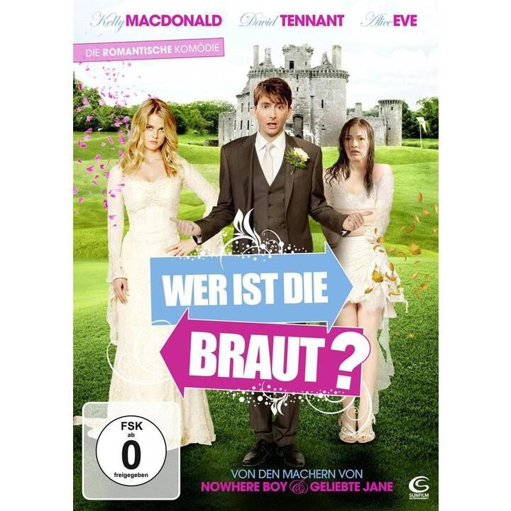Wer ist die Braut? (DE, EN)