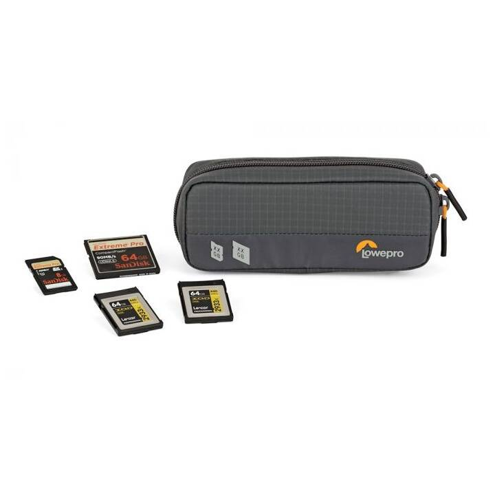 LOWEPRO GearUp Memory Wallet 20 Astuccio (Grigio)