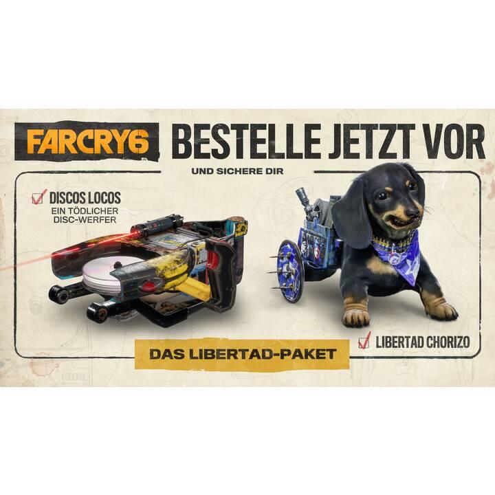 Far Cry 6 - Ultimate Edition (DE, FR, IT)