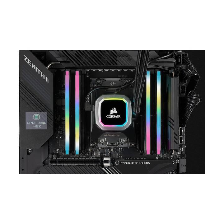 CORSAIR Vengeance RGB PRO CMH16GX4M2Z3200C16 (2 x 8 GB, DDR4-SDRAM, SO-DIMM 260-Pin)