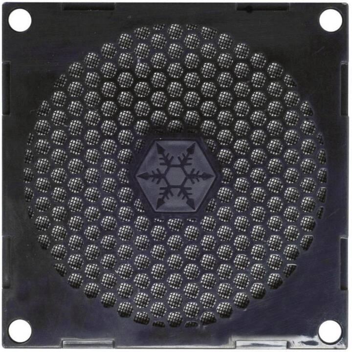 Filtre de protection contre la poussière SILVERSTONE, 80 x 80 mm