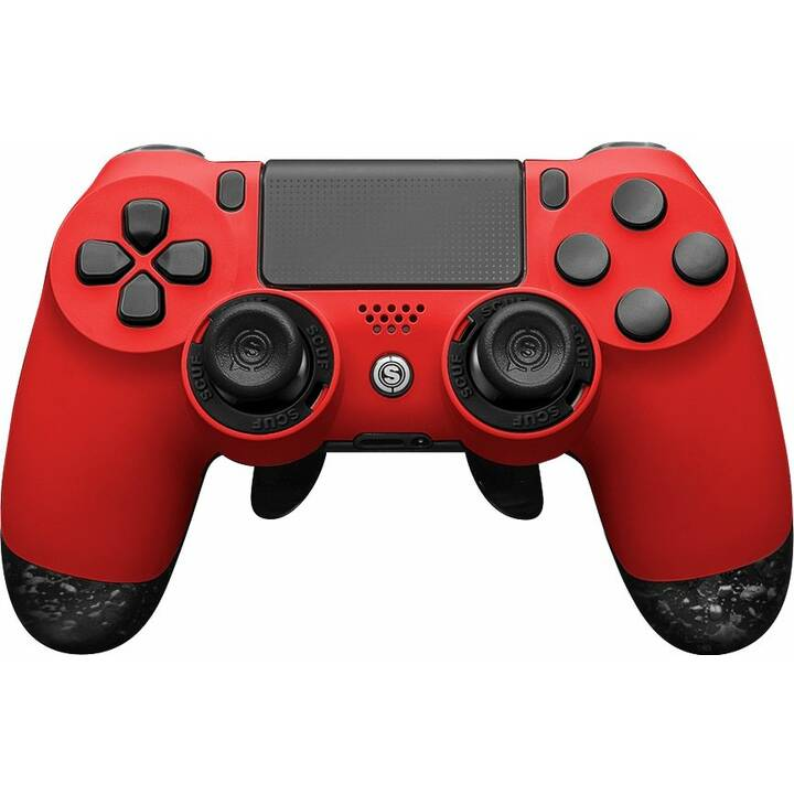 SCUF GAMING Infinity 4PS Pro - Red Gamepad (Rot)