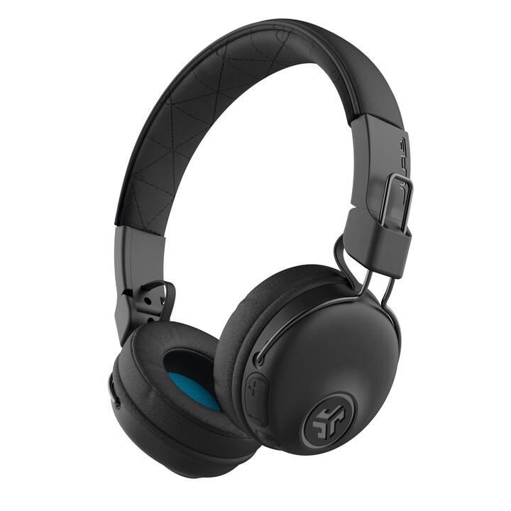 JLAB AUDIO Studio (On-Ear, Bluetooth 5.0, Nero)