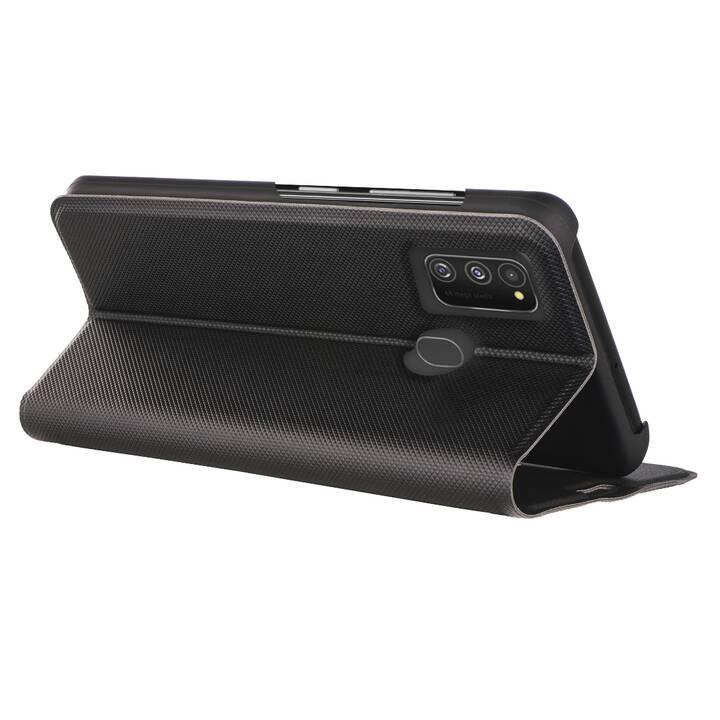 HAMA Flipcover Slim Pro (Galaxy M30s, Noir)