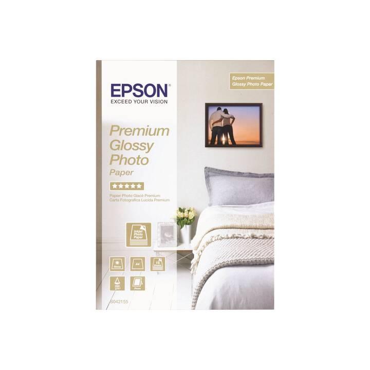 Papier Photo Brillant 10 X 15 cm 40 Feuilles Epson Premium Glossy Photo Paper