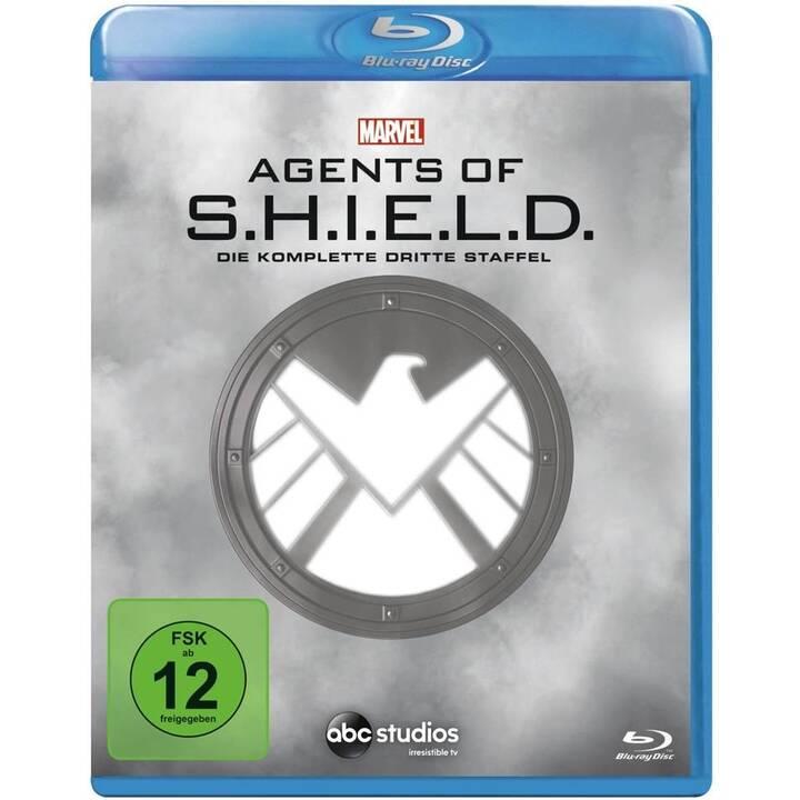 Agents of S.H.I.E.L.D. Saison 3 (DE, EN)