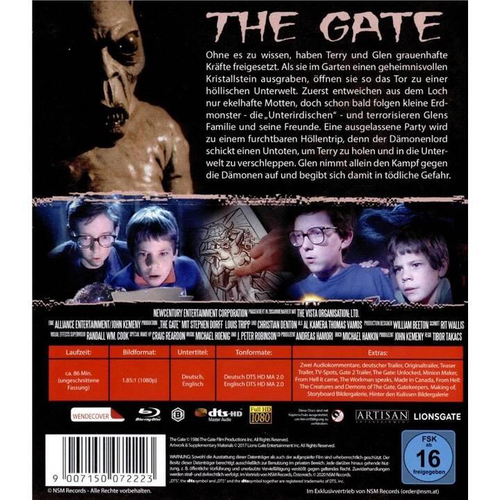 Gate - Die Unterirdischen (DE, EN)