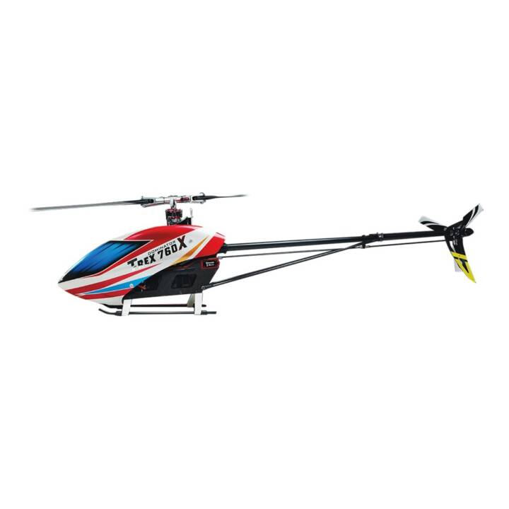 Hélicoptère ALIGN T-Rex 760X Dominator TOP Super Combo