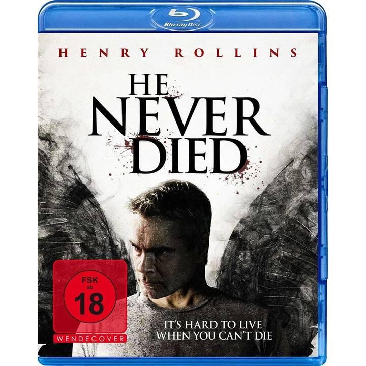 He Never Died (DE, EN)