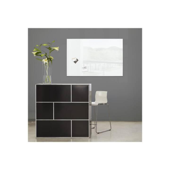 SIGEL Magnethaftendes Glassboard artverum 100 x 65 cm