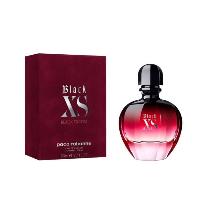 PACO RABANNE Black XS Eau de Parfum 80 ml
