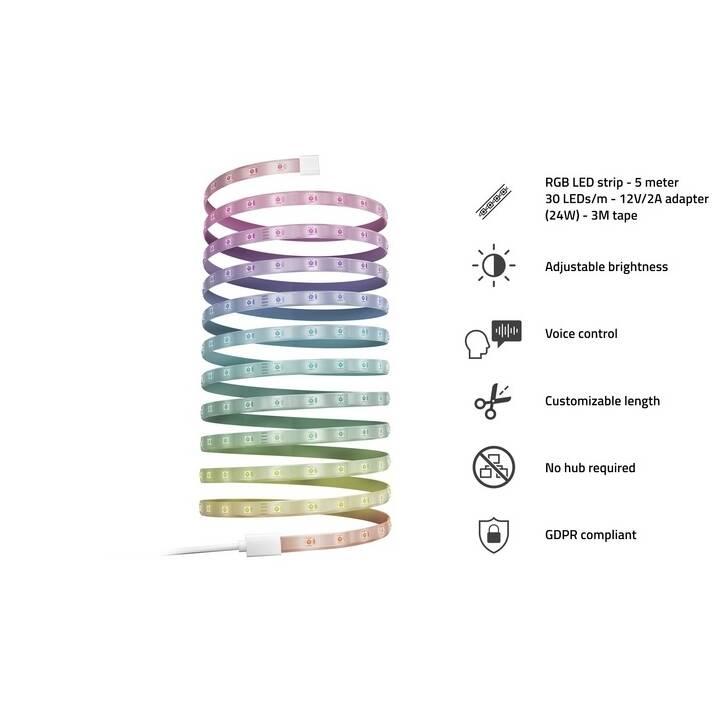 HOMBLI Smart LED (Bianco caldo, Bianco freddo, Bianco neutro, Multicolore)