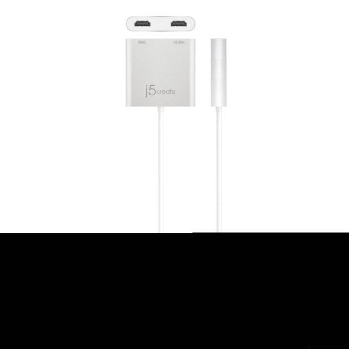 Adaptateur J5 CREATE USB 3.0/HDMI