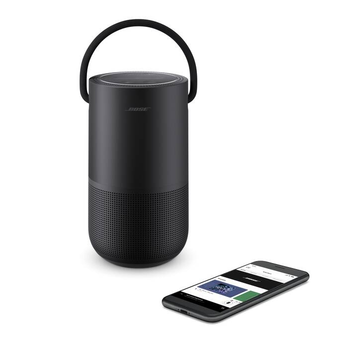 BOSE Portable Home Speaker Diffusori (Nero, 15 W)