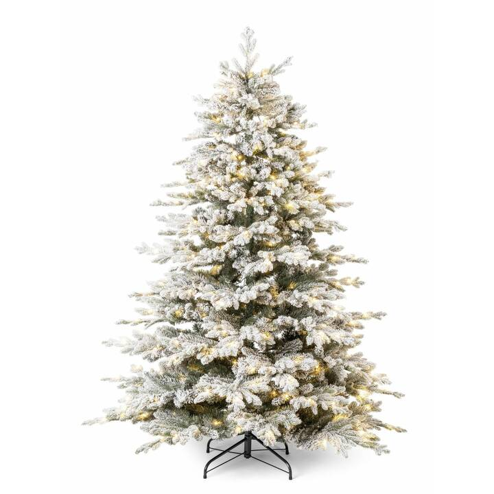 STT AG Weihnachtsbaum 380 LED (180 cm, Weiss)