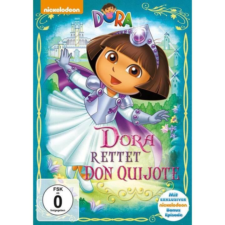 Dora - Rettet Don Quijote (IT, ES, NL, DE, EN, FR)