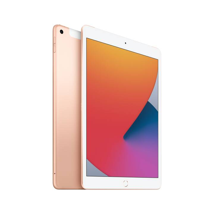 "APPLE iPad WiFi + Cellular 2020 (10.2"", 32 GB, Gold)"