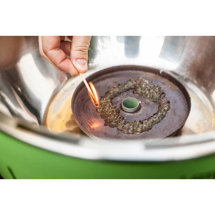 LOTUSGRILL Original Gril à charbon de bois (Orange)