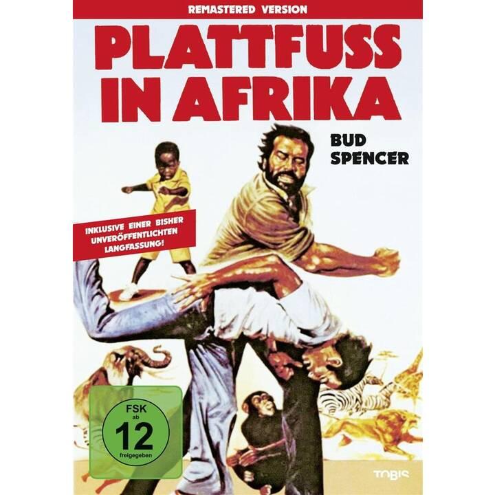 Plattfuss in Afrika (DE)