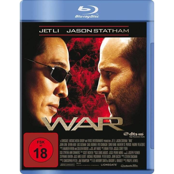 War (DE, EN)