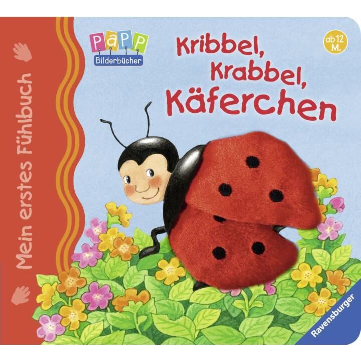 RAVENSBURGER Kribbel, Krabbel, Käferchen