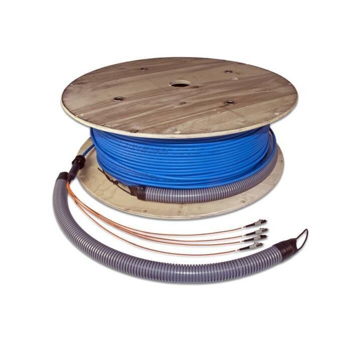 LIGHTWIN Preterminated Câble réseau (LC Multi-Mode, 100 m)