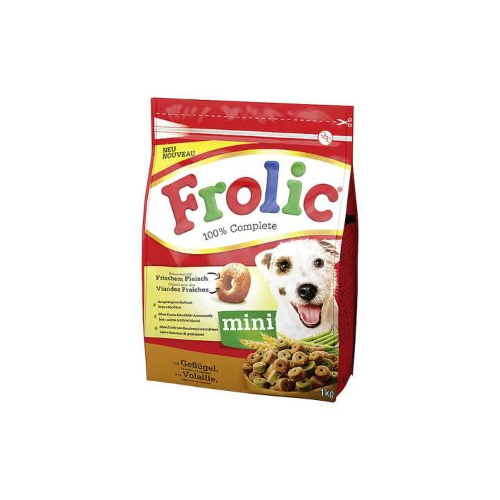 FROLIC Alimentation sèche (Adulte, 1 kg)