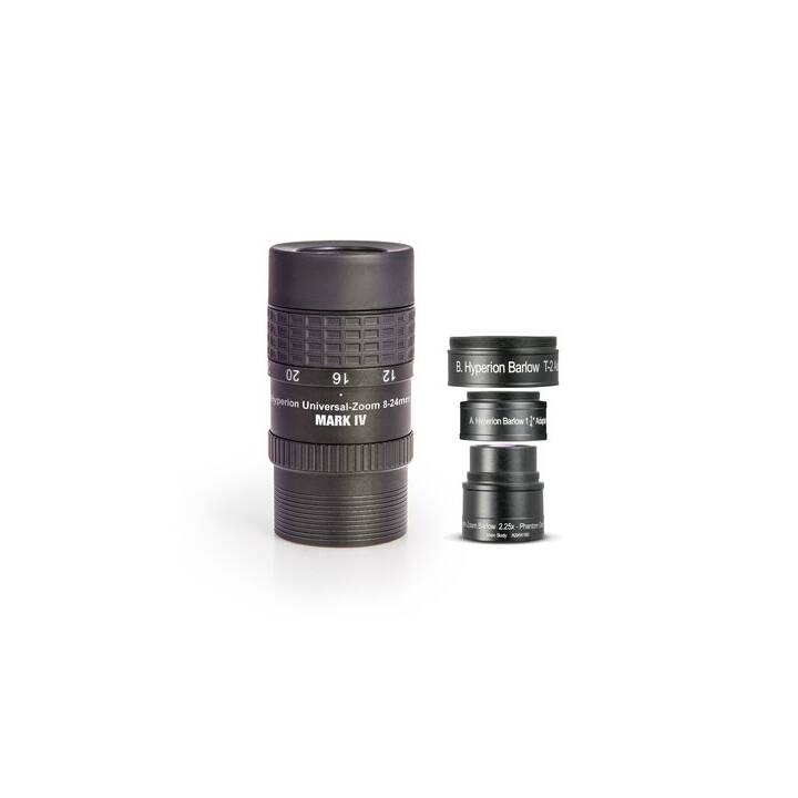 BAADER Hyperion Kit 8-24 mm Barlow 2.25x
