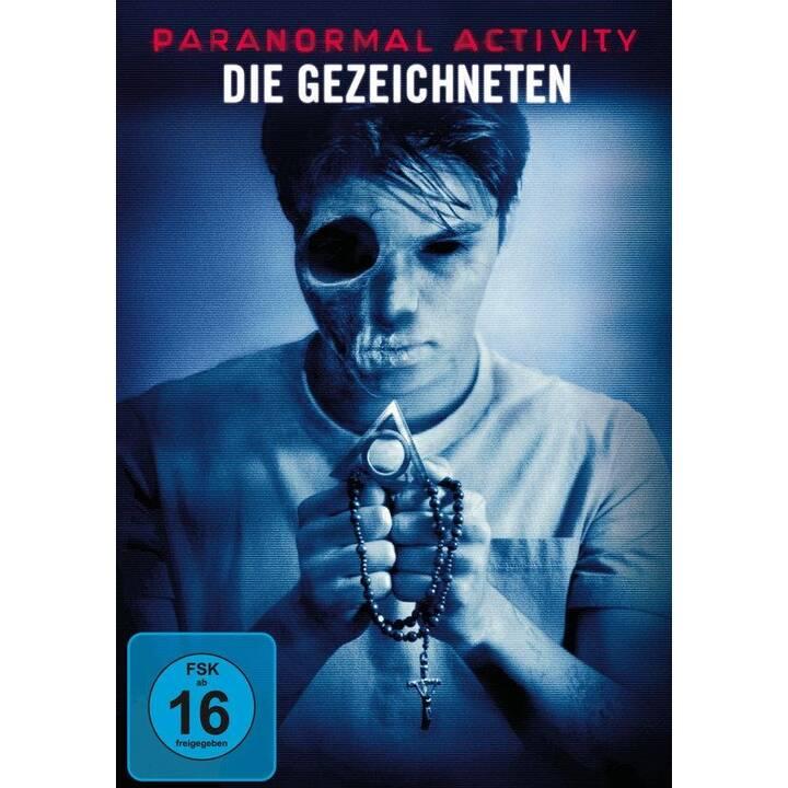 Paranormal Activity - Die Gezeichneten (DE, EN, TR)