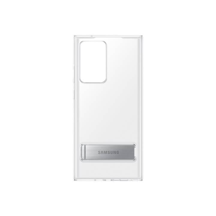 SAMSUNG Backcover Standing (Galaxy S20 Ultra, Galaxy S20 Ultra 5G, Transparent)