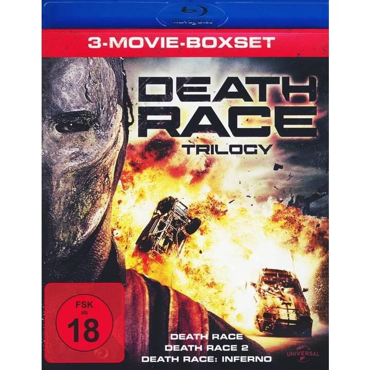 Death Race 1-3 - Trilogy (DE, EN)
