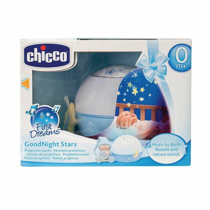 CHICCO Luci notturne Good Night Stars (LED)