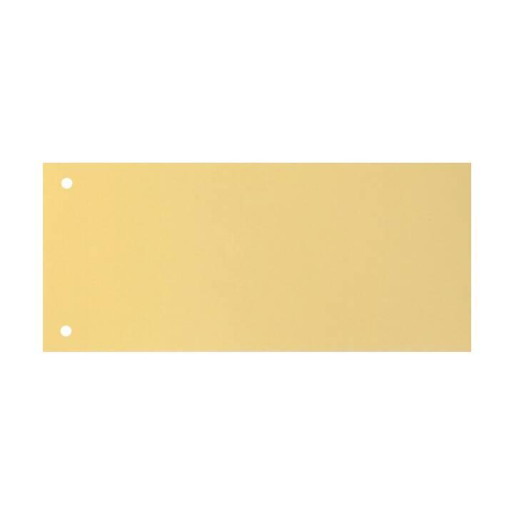 BIELLA Trennstreifen, 23,5 x 10,5 cm, Gelb