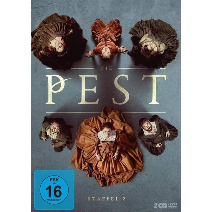 Die Pest Saison 2 (ES, DE)