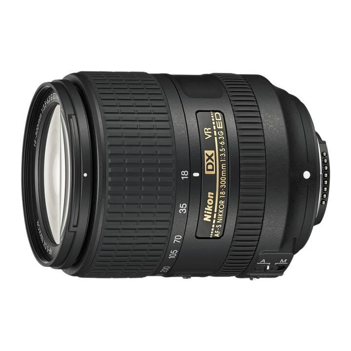 Obiettivo NIKON Nikkor DX 18-300 mm f/3,5-6,3 ED V Importazione