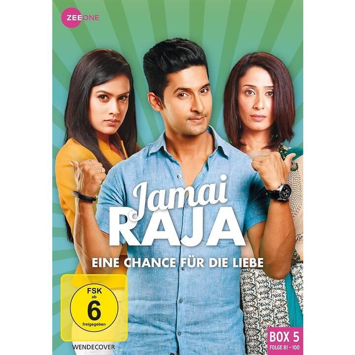 Eine Chance für die Liebe - Jamai Raja  Episode 81-100 (DE)