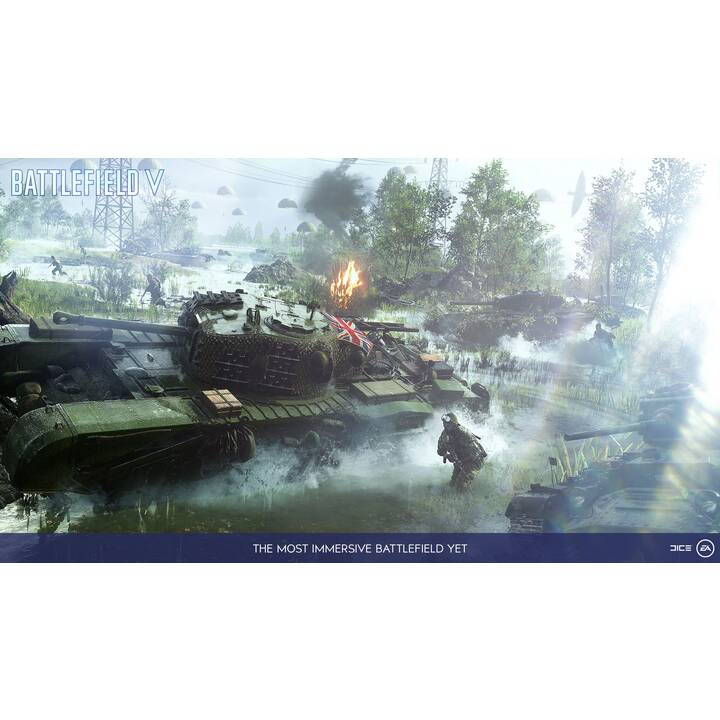 Battlefield 5 (IT, DE, FR)