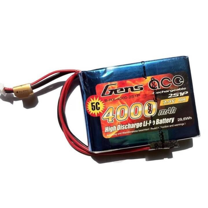 GENS Batterie ACE RC LiPo 4000 mAh