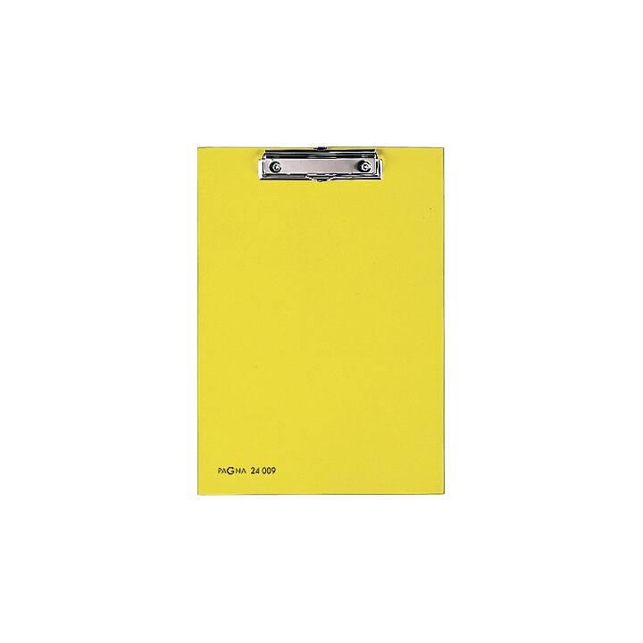 PAGNA Klemmbrett Color A4 gelb