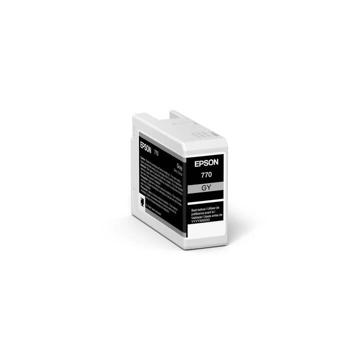 EPSON C13T46S700 (Grau, 1 Stück)