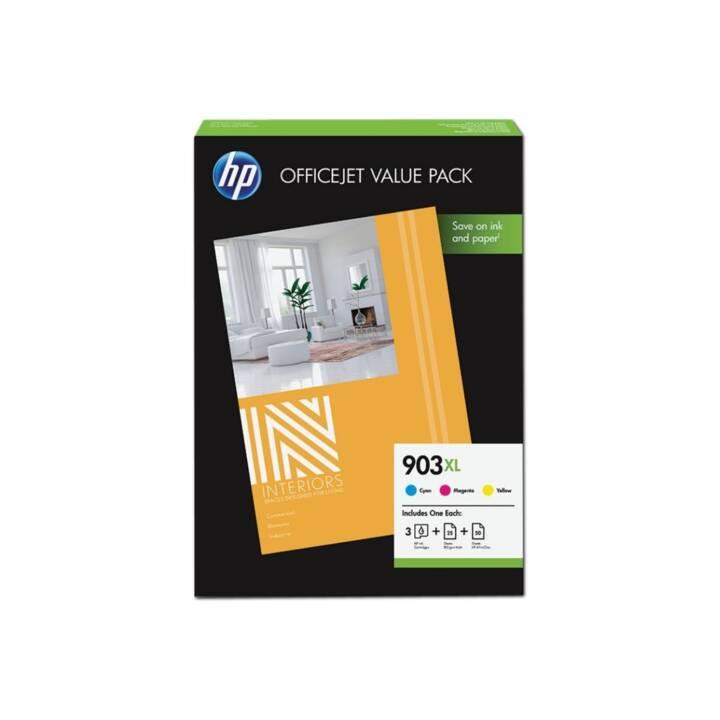 HP 903XL Pacchetto valore per ufficio