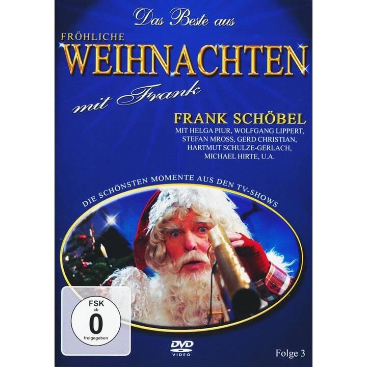 """Das Beste aus Fröhliche Weihnachten"""" mit Frank Schöbel"""" (DE)"""