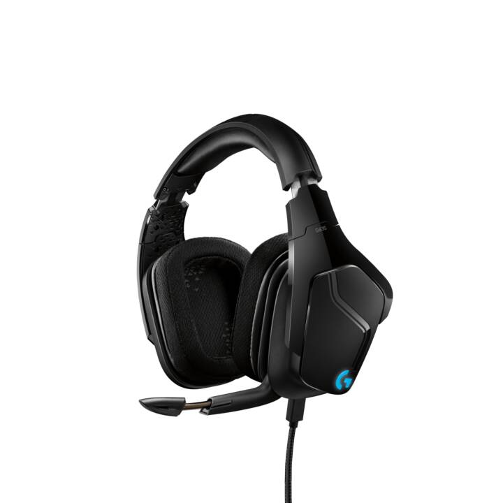 LOGITECH G635 (Over-Ear, Schwarz)